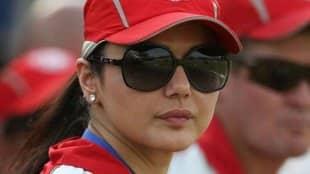 Preity Zinta, प्रिती झिंटा