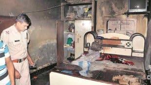 haryana, dalit family home burnt