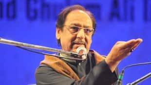 Gulam Ali Concert, ज्येष्ठ गझल गायक गुलाम अली
