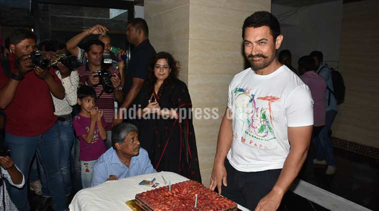 Aamir Khan , Bollywood, Intolarnce, happy birthday, Loksatta, Loksatta news, Marathi, Marathi news