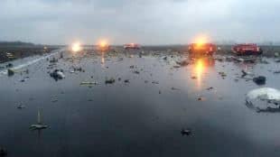 Flydubai plane , southern Russia , plane accident , plane crash, Loksatta, Loksatta news, Marathi, Marathi news