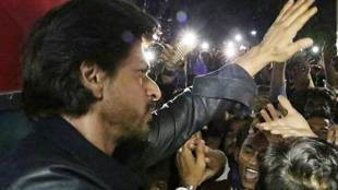 Vadodara stampede , Bollywood, Entertainment news , Shah Rukh should be booked, Crime, Police, Sharukh khan controversy , Loksatta, Loksatta news, Marathi, Marathi news