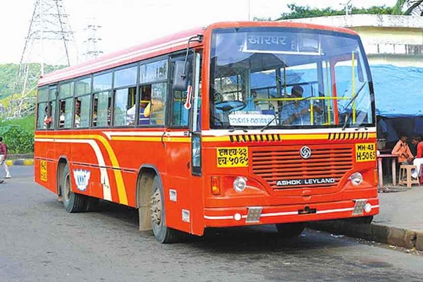 NMMT bus
