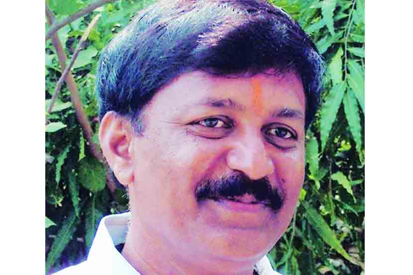 Vijay Deshmukh, Guardian Minister, Solapur