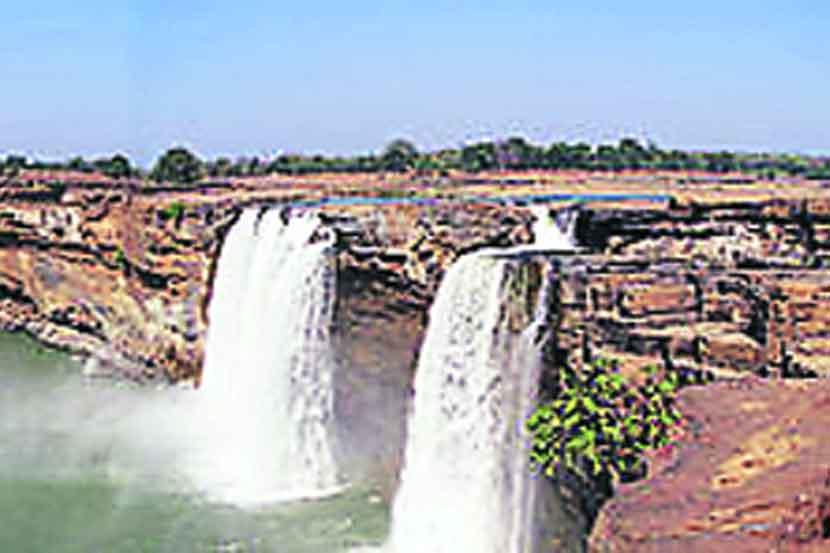 Chitrakoot Waterfalls