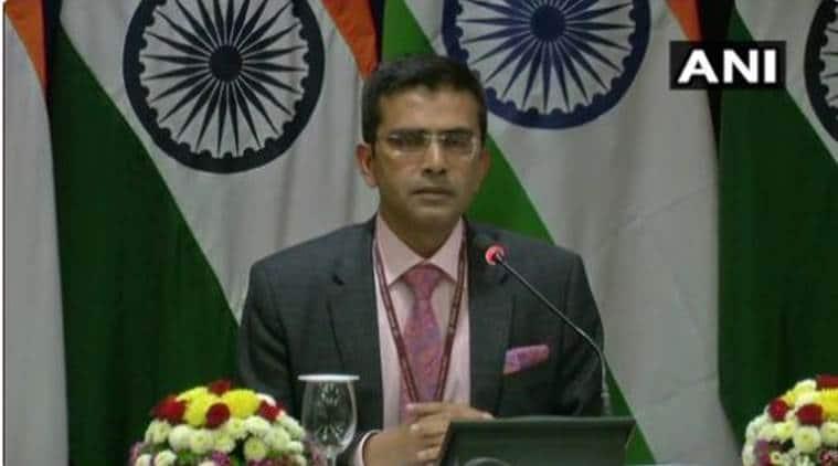 Talks on terror can go ahead with Pakistan, MEA , India Pak , NSAs , Loksatta, Loksatta news, Marathi, Marathi news