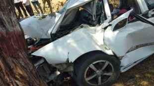satara, car accident