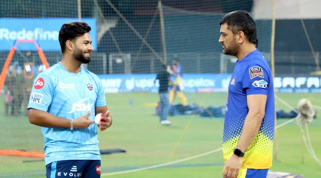 IPL 2021 dc vs csk pitch report and playing xi