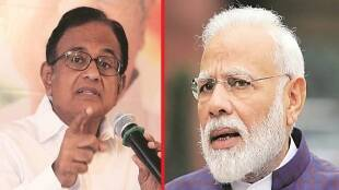 p chidambaram criticizes narendra modi