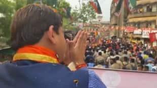 manoj tiwari rally in west bengal
