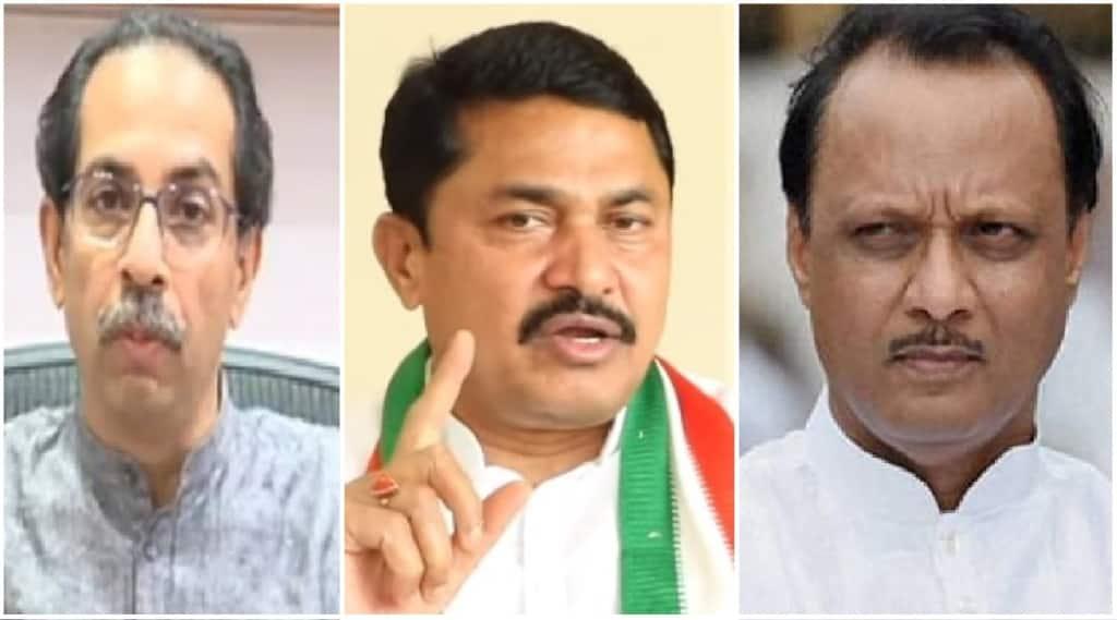 nana patole on thackeray government in maharashtra