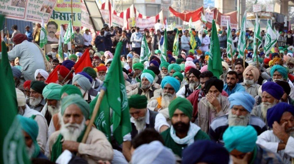 7 months completed for farmers' agitation in Delhi; Morcha organized at Raj Bhavan across the country