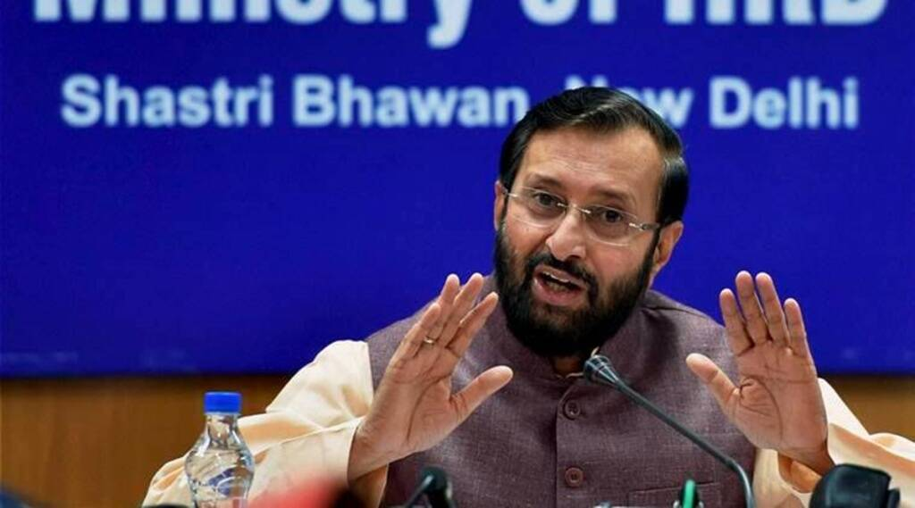 India contributes only 3 per cent to climate change in last 200 years Prakash Javadekar
