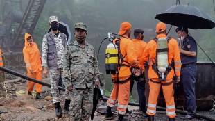 Fear that five workers have been trapped in Meghalaya mine for 11 days asked the Navy for help