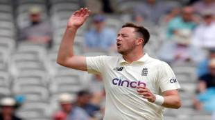 Oli Robinson could be out of second Test match