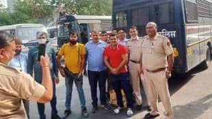Sushil-Kumar photo with delhi police