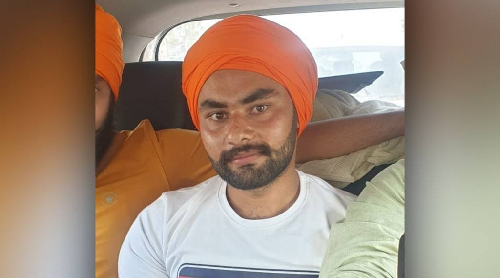 Red Fort Violence Police arrest 21-year-old farmer from Amritsar