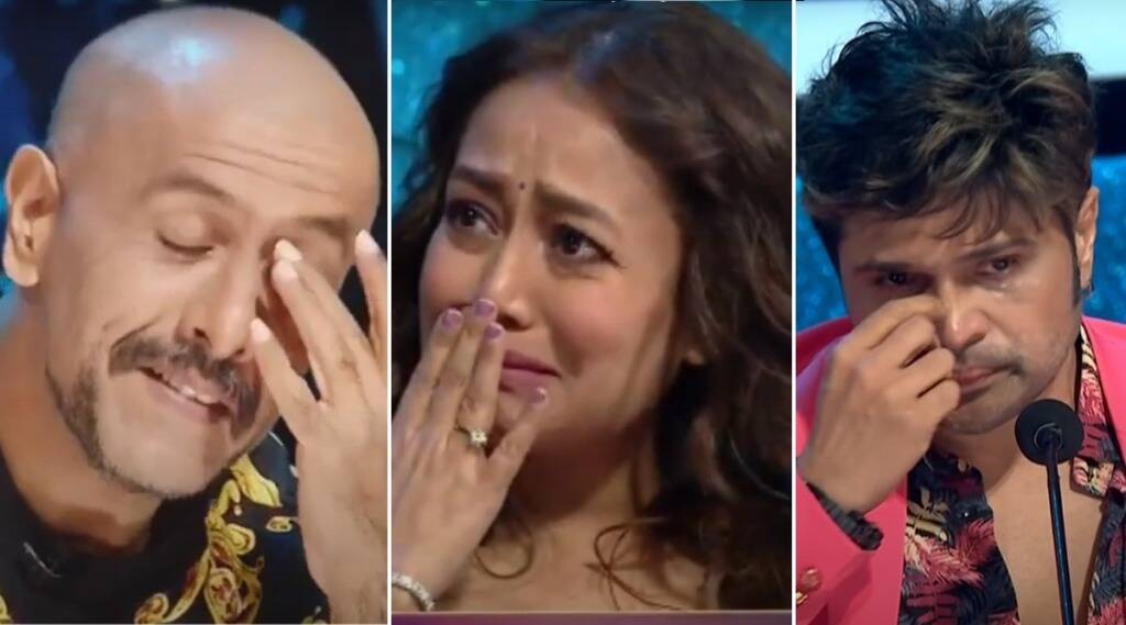 indian idol 12 judges got trolled for dramatic reactions