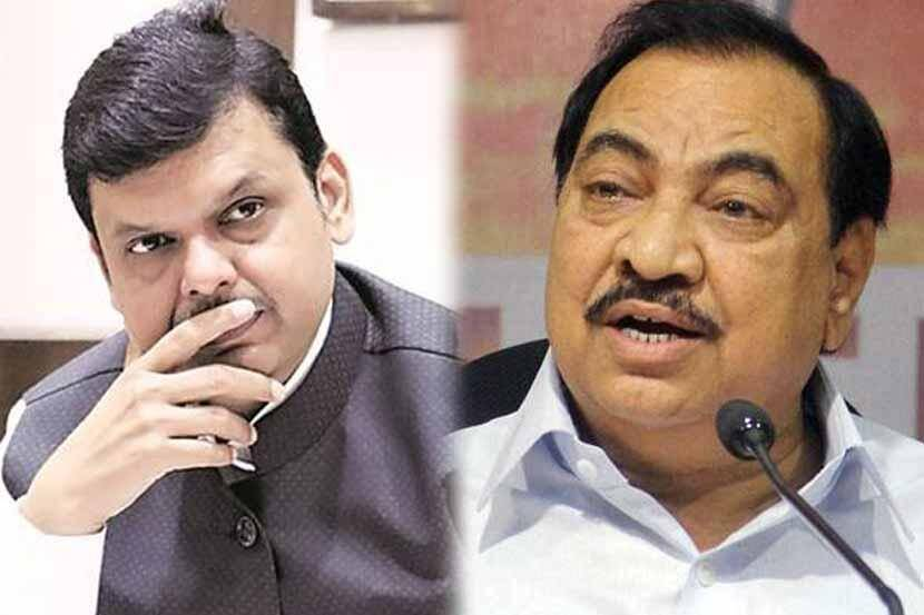 party has adopted a policy of use and throw away OBC issues Eknath Khadse criticizes BJP