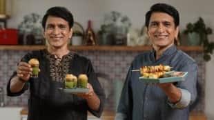 milind ingle's new food show