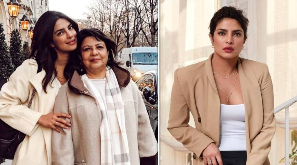 priyanka chopra mother thought she could not have a career after turning 30