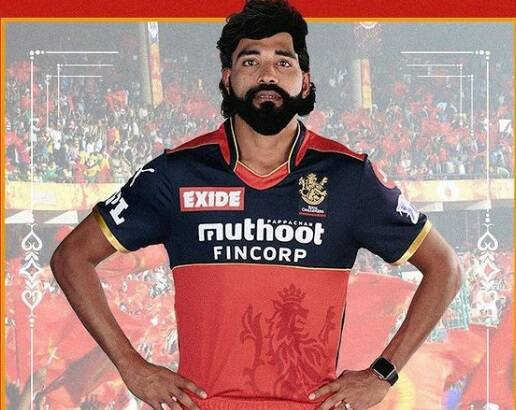 How the players of Royal Challengers Bangalore looked like in the 80s