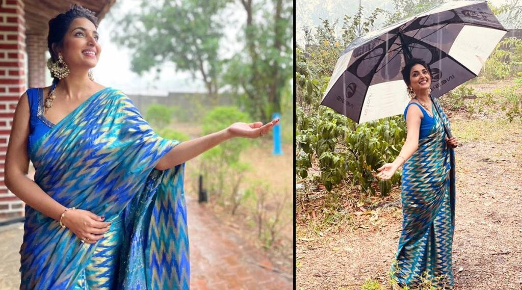 aai kuthe kay karte fame actress rupali bhosle talked about her monsoon memories