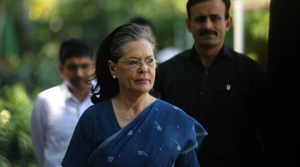 Sonia Gandhi urges Congress party workers to address Covid vaccine hesitancy prepare for third wave