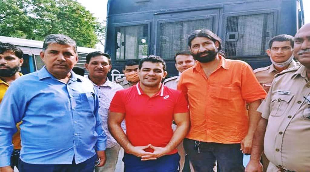 wrestler sushil kumar shifted to tihar jail from mandoli jail