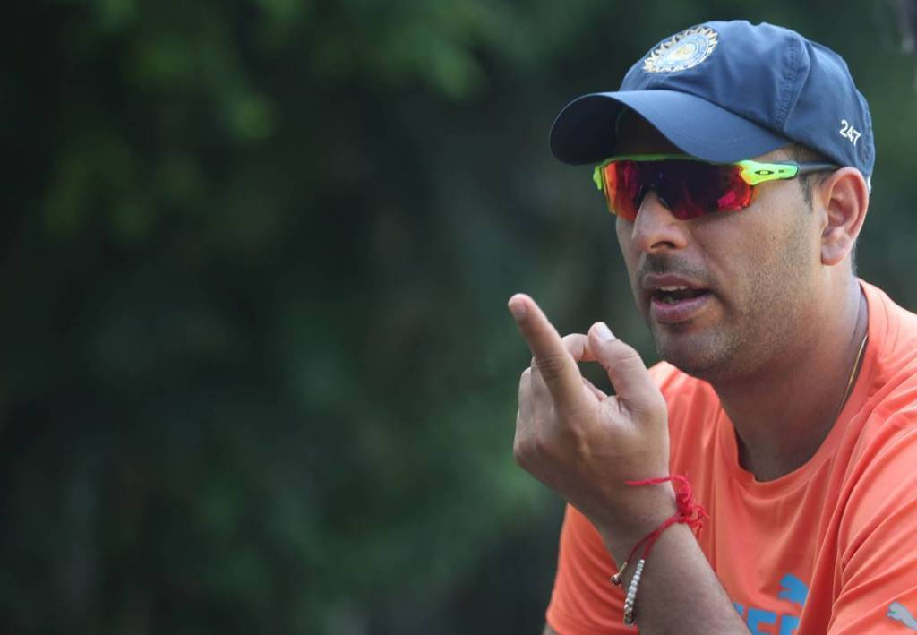 Yuvraj Singh sends covid critical beds and medical equipment to himachal pradesh