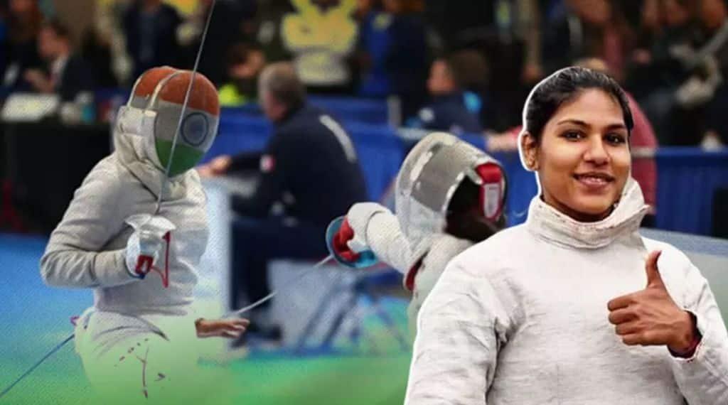 Tokyo 2020, CA Bhavani Devi, Fencing,