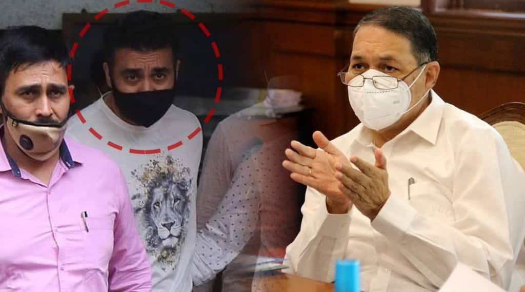 Maharashtra Home Minister Dilip Walse Patil, Raj Kundra, Pornography Case