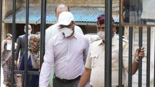 NCP leader Eknath Khadse's son-in-law Girish Choudhary has been remanded to Enforcement Directorate custody till July 19 in a money laundering case.