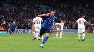 Italy Enter in Final