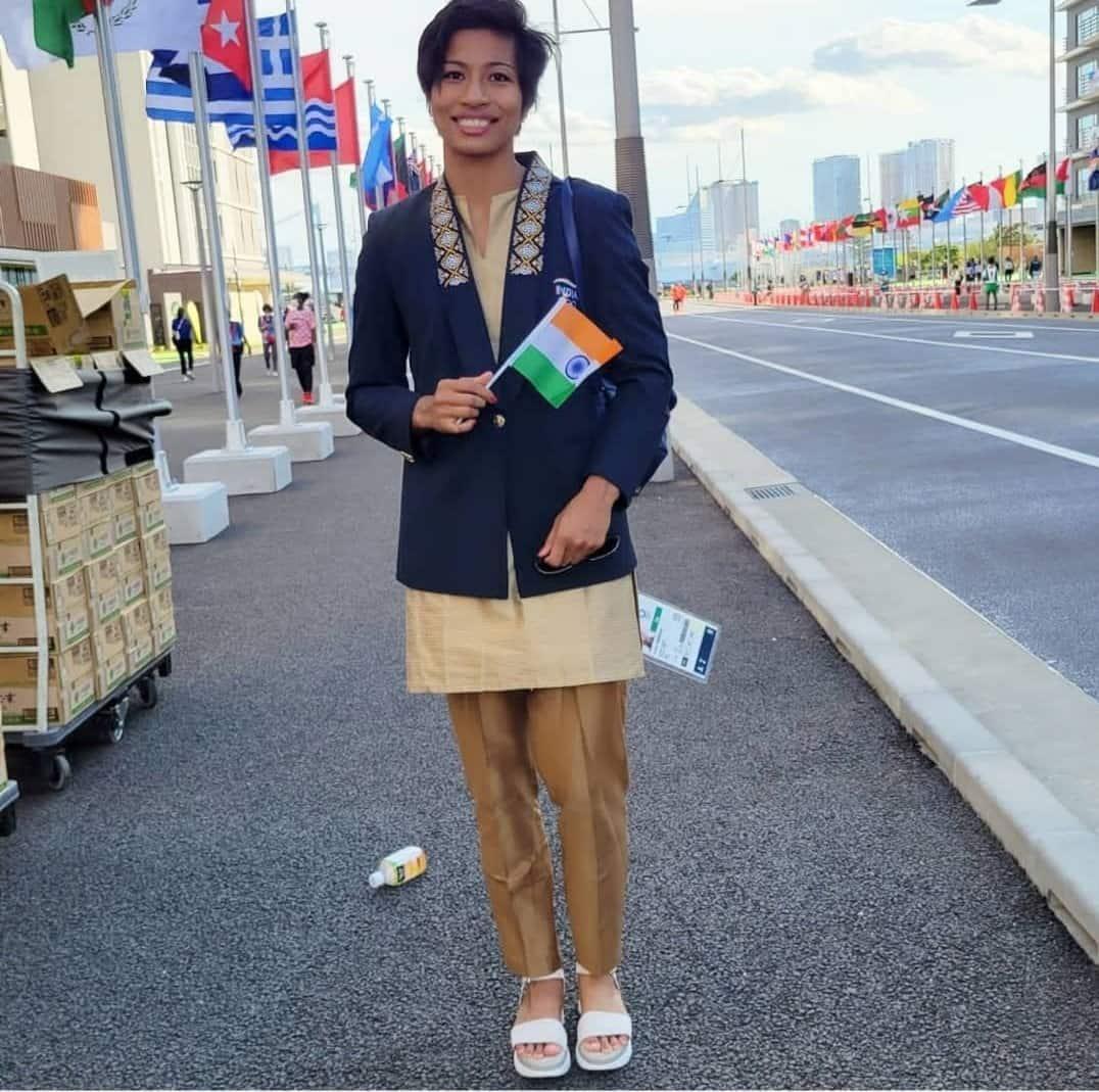 Olympics 2020 Tokyo Olympics Boxer Lovelina Borgohain Journey
