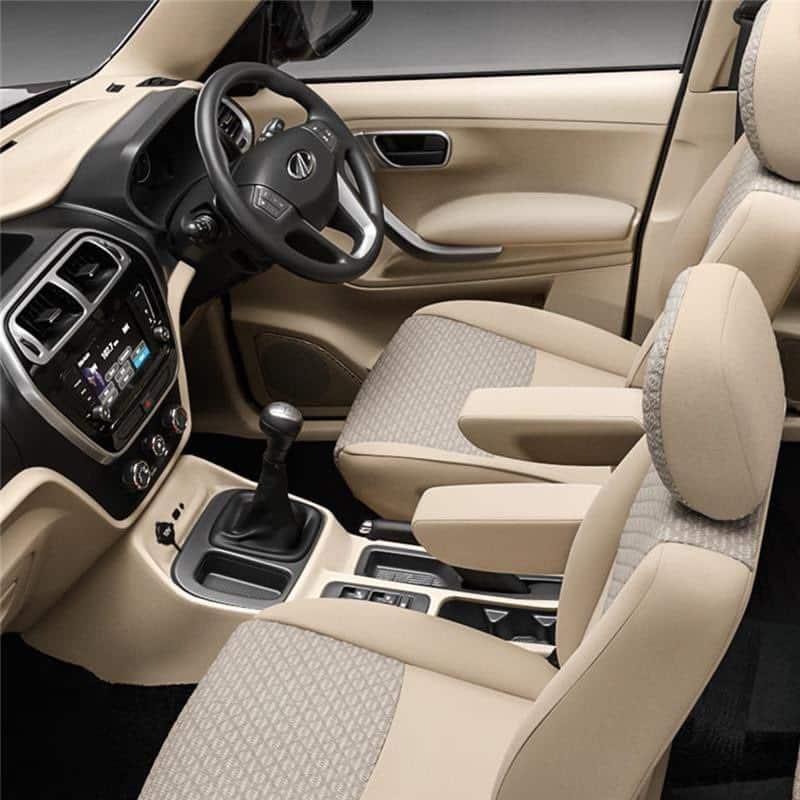 Mahindra Bolero Neo 7 seater SUV Interiors Features Price