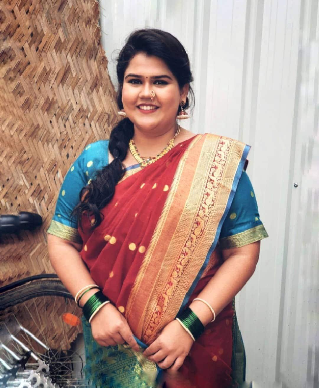 Marathi Actresses Broke Size Zero Trend