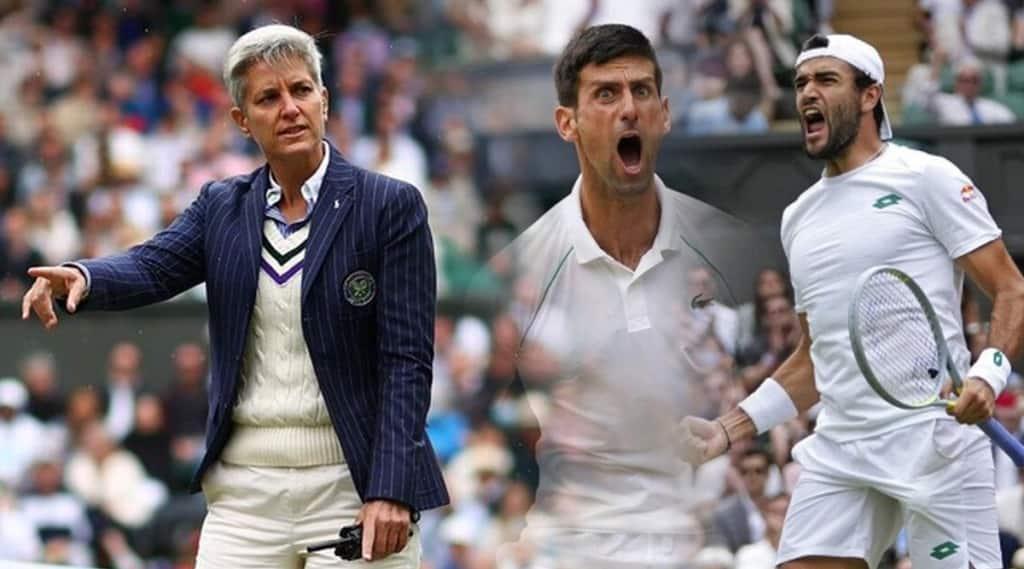 Marija cicak to be first woman to umpire Wimbledon mens final
