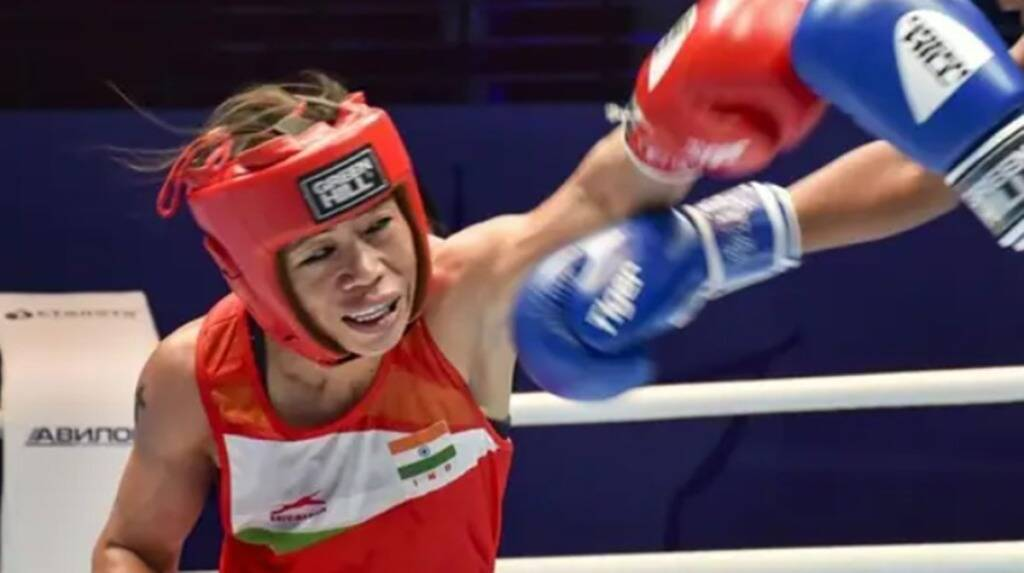 Tokyo 2020 Boxing hits India Mary Kom defeated by a Colombian player