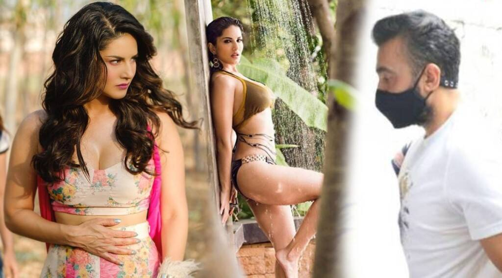 Raj Kundra Arrest Sunny Leone