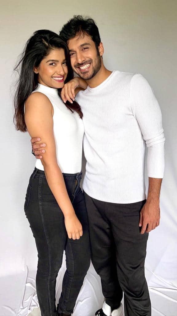 Rasika Sunil Aditya Bilagi Romantic Photos