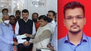 BJP repaid Rs 20 lakh debt of Swapnil Lonakar family