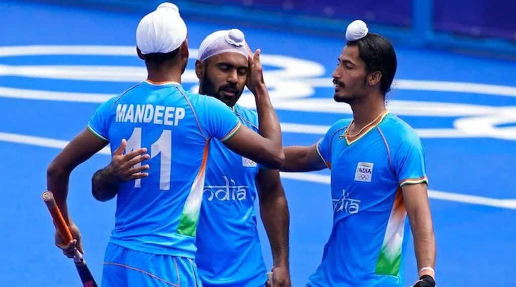 Tokyo Olympics, Tokyo 2020, Indian Men Hockey Team