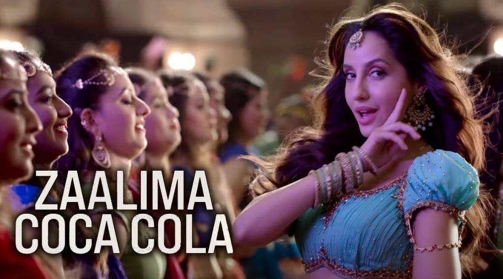 Zaalima-Coca-Cola-Song-Out