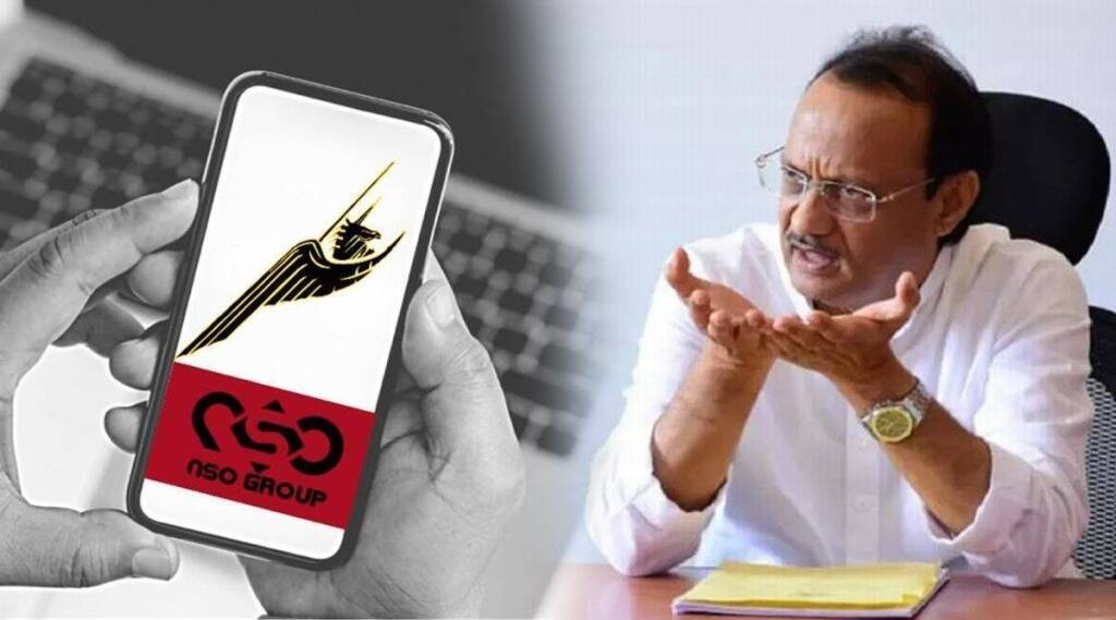 Pegasus Snoopgate Phone tapping Who is responsible People should know who gave the order says Ajit Pawar
