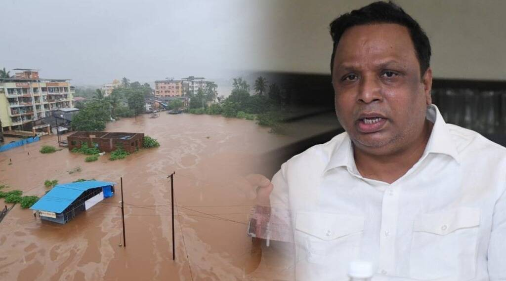 One month salary of BJP MLAs to cm relief fund for flood victims