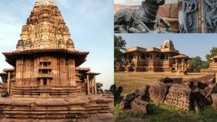 cover photo of ramappa temple