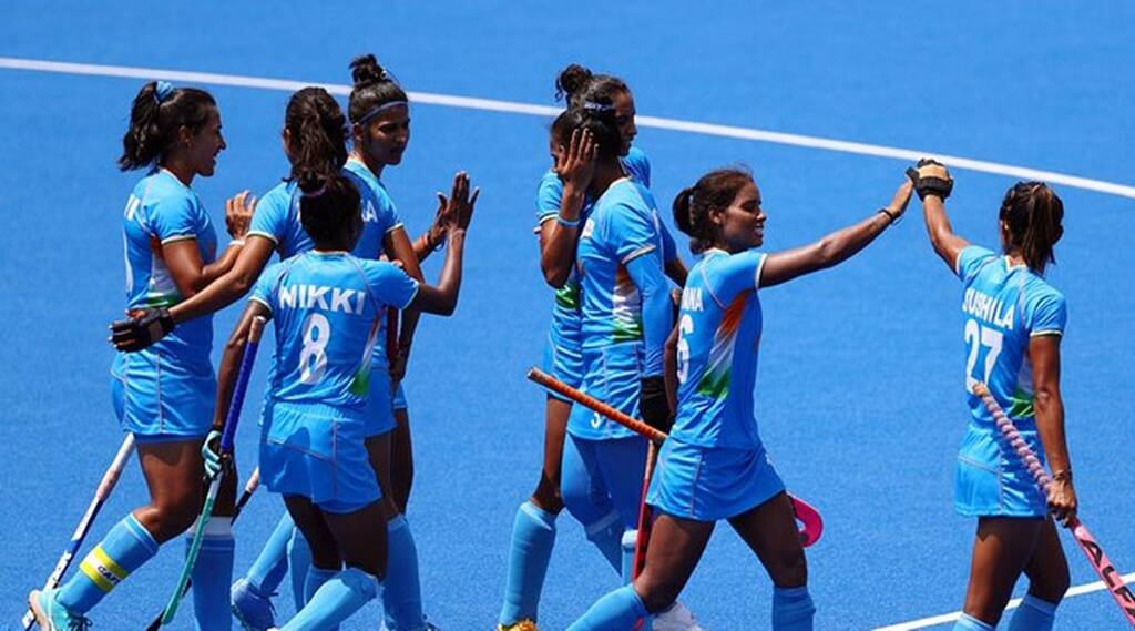 tokyo olympics 2020 India beat south africa in pool a match