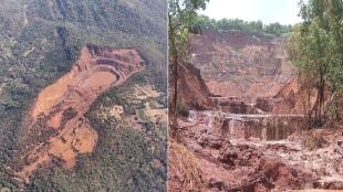 kalne village mining work
