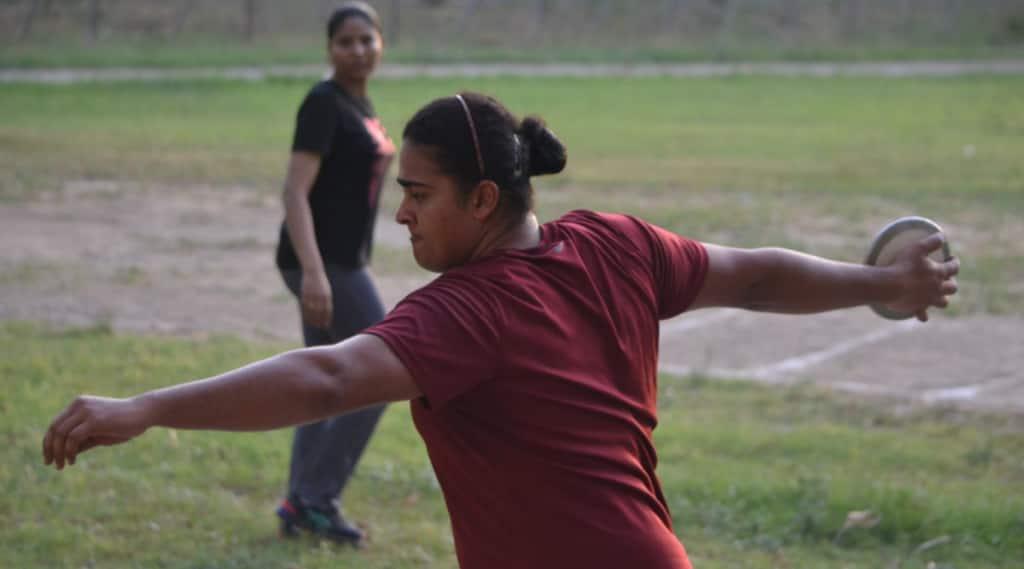 kamalpreet kaur enters women discus final in tokyo olympic 2020